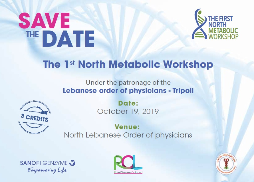 The First North Metabolic Workshop